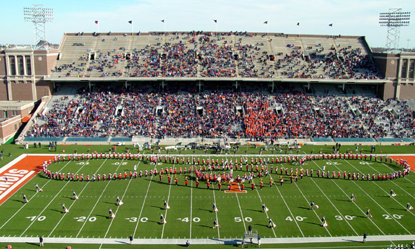 Attendance at Memorial Stadium won't improve if Illinois continues to drop the ball on the recruiting trail.