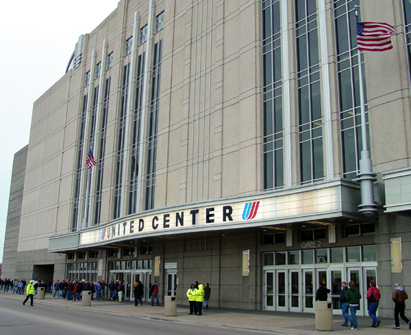Illini - Xavier - United Center