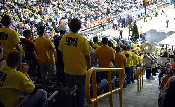 Illini - Iowa - Carver-Hawkeye Arena