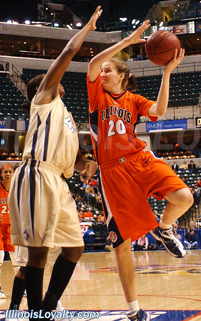 Illinois Women's Basketball vs Purdue