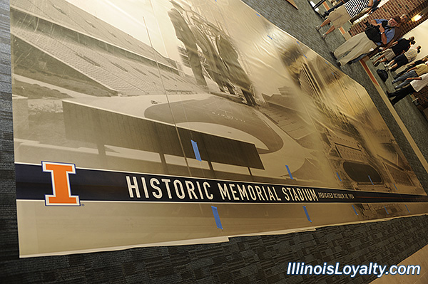 Memorial Stadium Renovation Illini Football