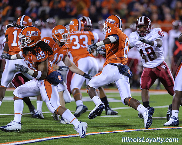 Illini - Hoosiers football