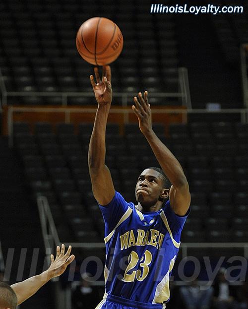 Illini Basketball: Brandon Paul photos - IllinoisLoyalty.com