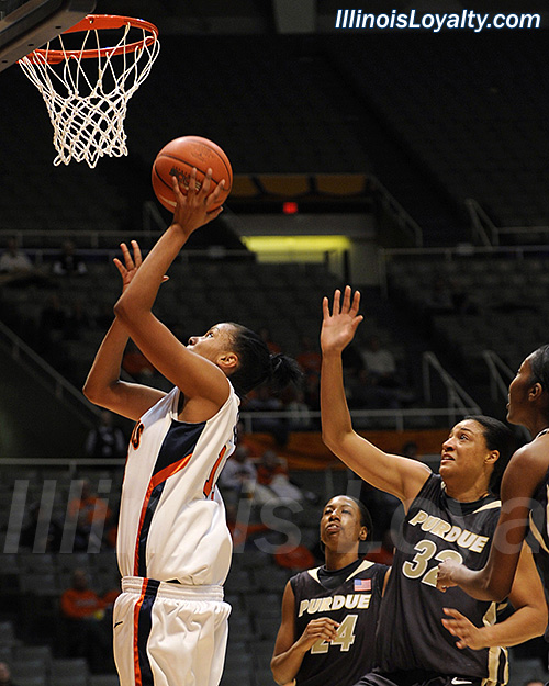 Jenna Smith - Illini Women's Basketball