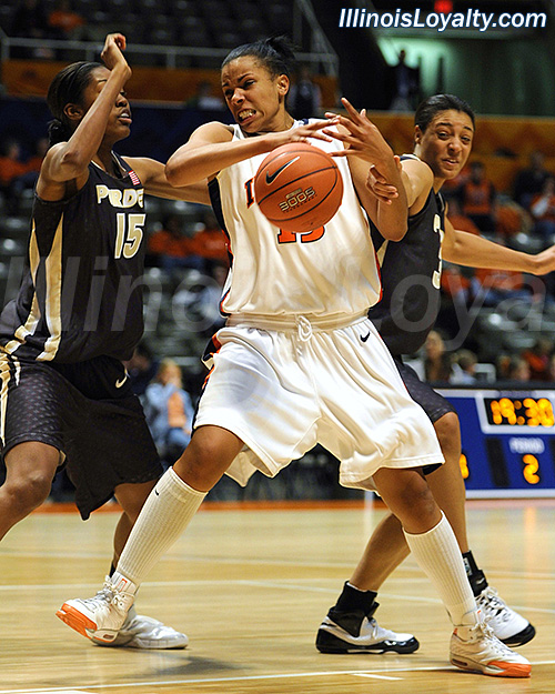 Illini Women's Basketball
