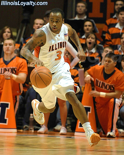 Fighting Illini Basketball: Chester Frazier