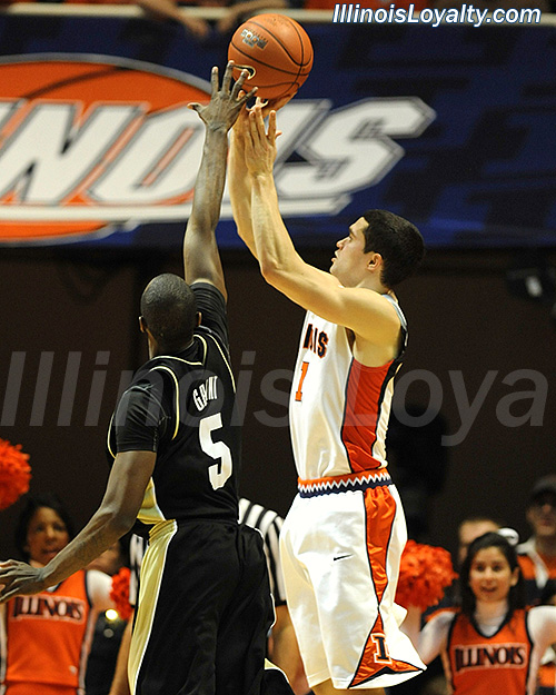 Fighting Illini Basketball: Trent Meacham