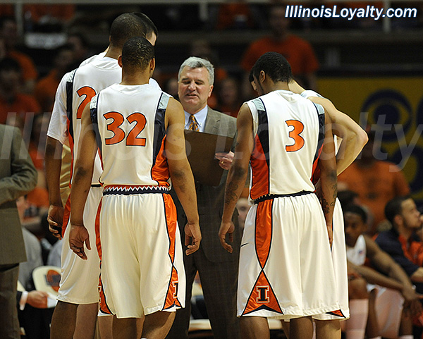 Fighting Illini Basketball: Bruce Weber