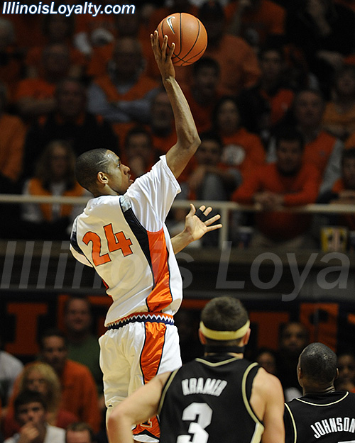 Fighting Illini Basketball: Mike Davis