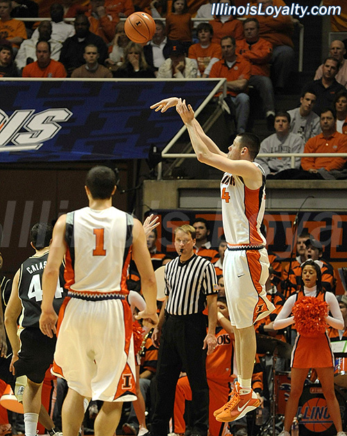 Fighting Illini Basketball: Mike Tisdale