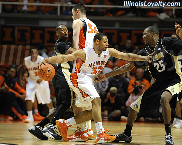 Fighting Illini Basketball: Demetri McCamey