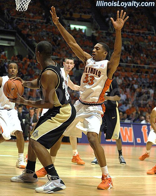 Fighting Illini Basketball: Alex Legion