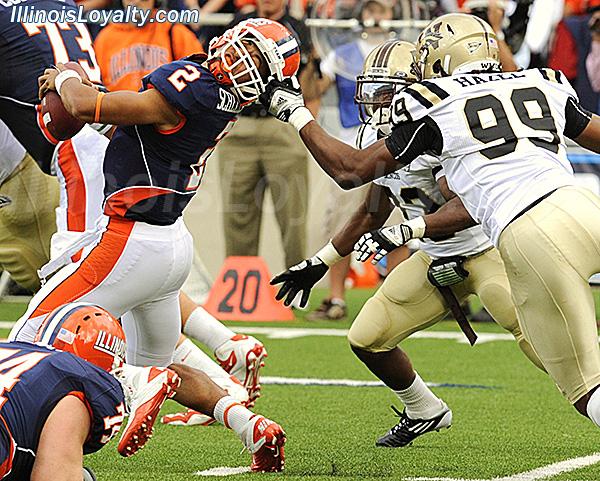 Fighting Illini Football: Photo Gallery: Illinois 23 ...