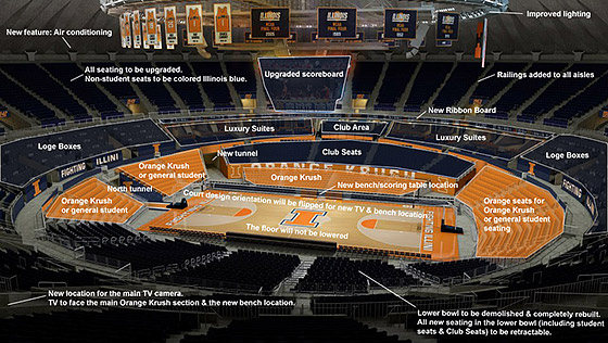 Assembly Hall Renovation Project