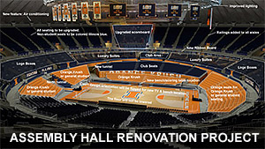 The Assembly Hall Renaissance Renovation Project