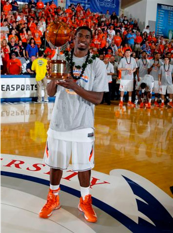 Brandon Paul Maui MVP