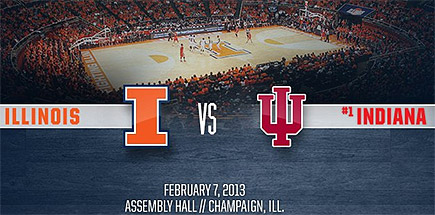 Illinois vs Indiana