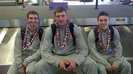 Illini in Maui