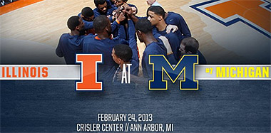 Illini vs Michigan