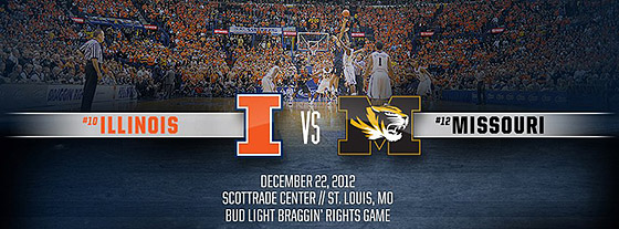Illini vs Mizzou Braggin' Rights