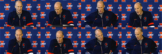 Illinois coach John Groce