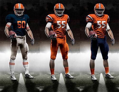 Illini Football: Illini football uniform concept ...