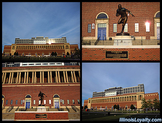 Memorial Stadium - Illinois Fighting Illini