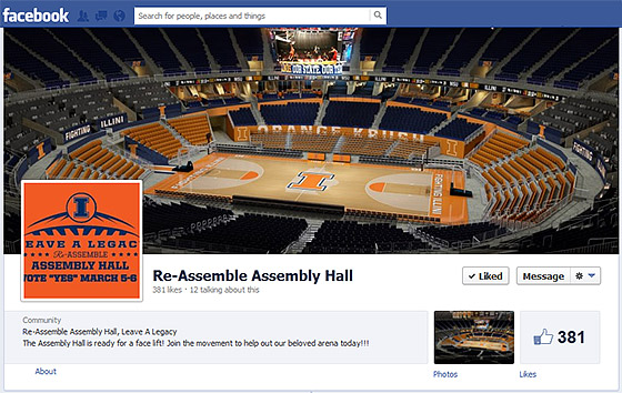 Re-Assemble Assembly Hall