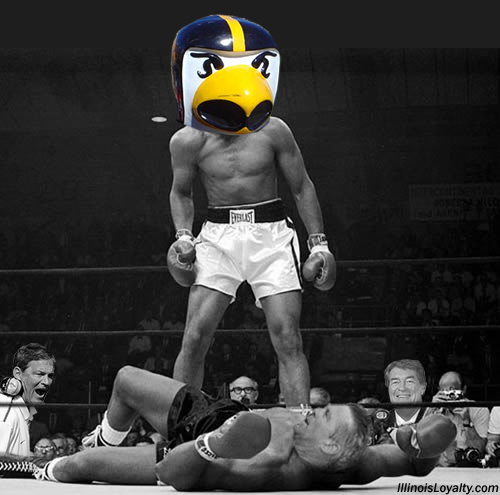 Zook vs Iowa