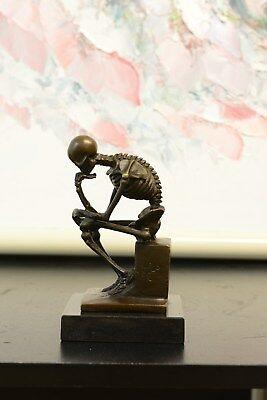 Signed-Milo-Bronze-Statue-Skull-Skeleton-thinker-sculpture.jpg